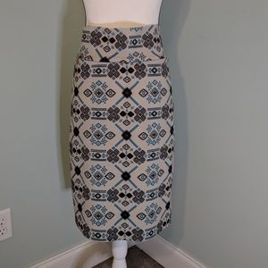 LuLaRoe Cassie pull-on pencil skirt size 2XL
